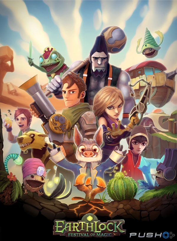 لعبة EARTHLOCK Festival of Magic بكراك CODEX