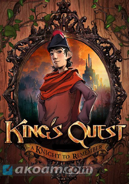 لعبة Kings Quest Chapter 4 بكراك CODEX