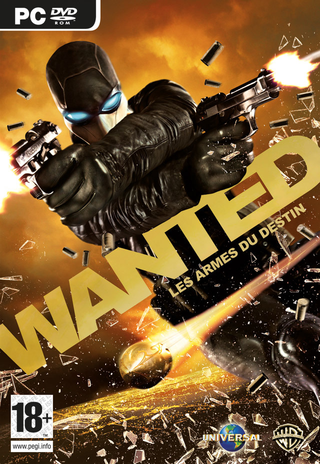 لعبة Wanted Weapons of Fate ريباك فريق R.G.Mechanics