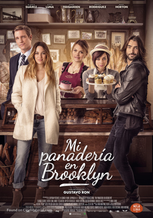 فيلم My Bakery In Brooklyn 2016 مترجم