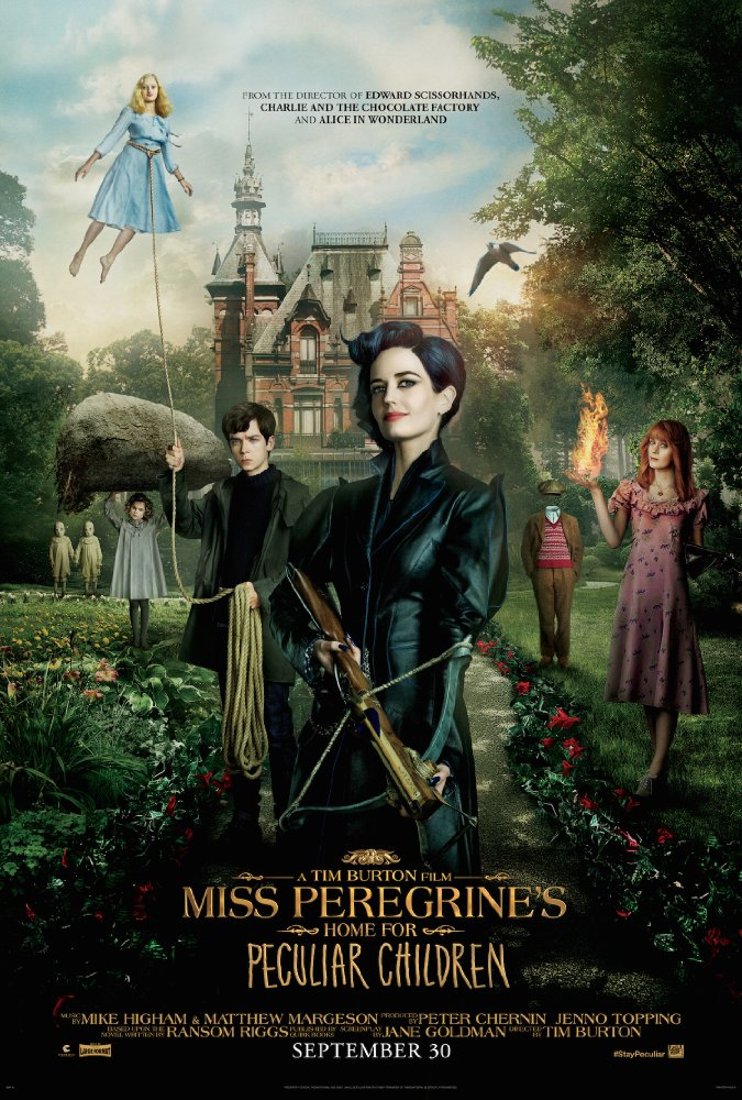 فيلم Miss Peregrine's Home for Peculiar Children 2016 مترجم