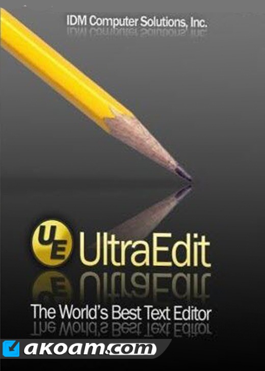 برنامج IDM UltraEdit v23.20.0.40 Full