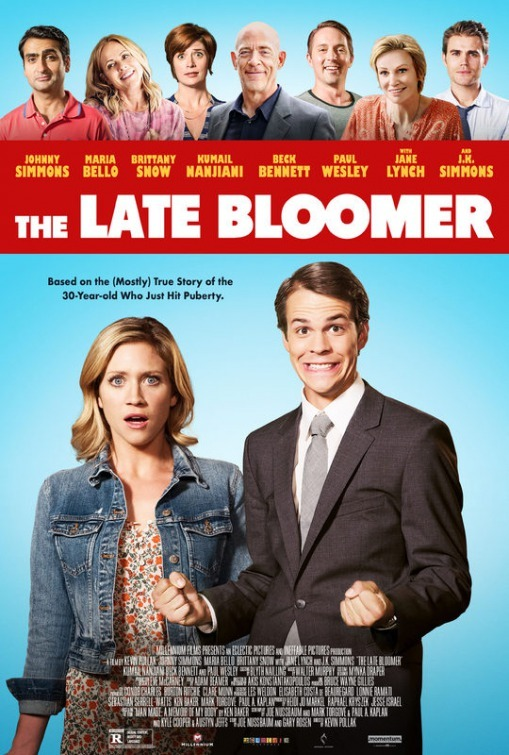 فيلم The Late Bloomer 2016 مترجم