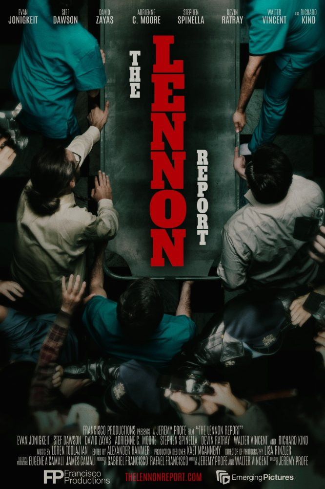 فيلم The Lennon Report 2016مترجم