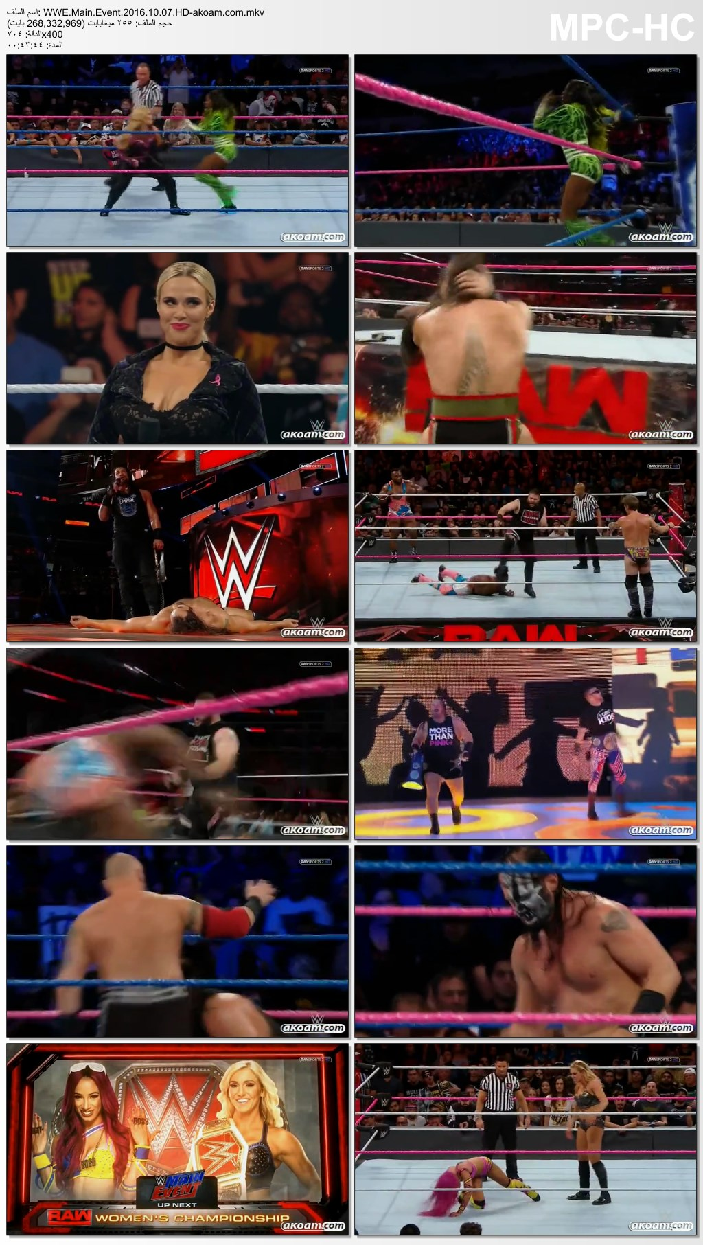 WWE Main Event,WWE