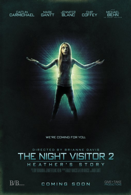 فيلم The Night Visitor 2 Heathers Story 2016 مترجم