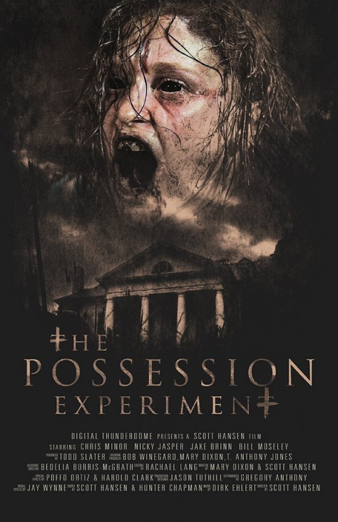 فيلم The Possession Experiment 2016 مترجم
