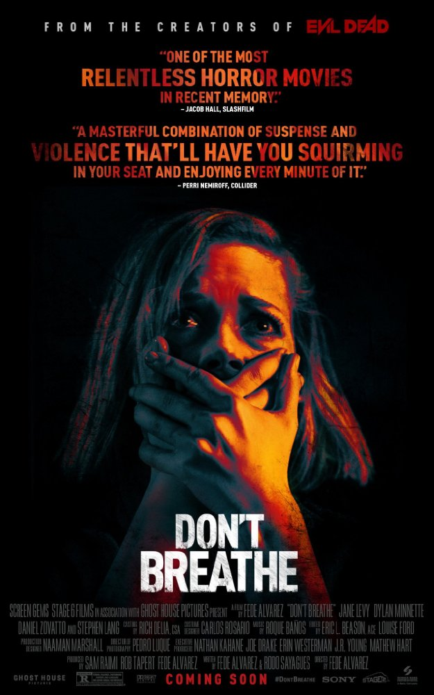 فيلم Don't Breathe 2016 مترجم