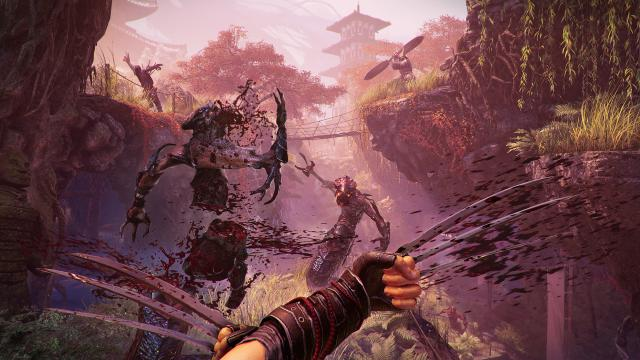 Shadow Warrior 2 Deluxe Edition,Edition,Deluxe,Warrior,Shadow,action,games,repack,rpg,العاب,اكشن,ريباك,كاملة,فانتازيا,قتال