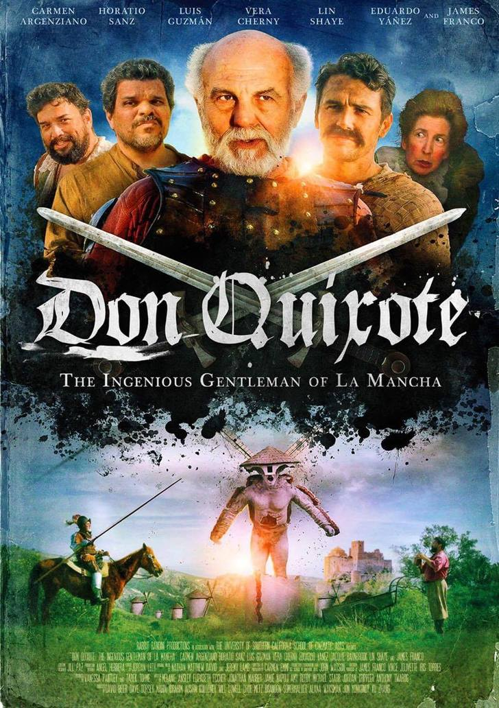 فيلم Don Quixote: The Ingenious Gentleman of La Mancha 2015 مترجم