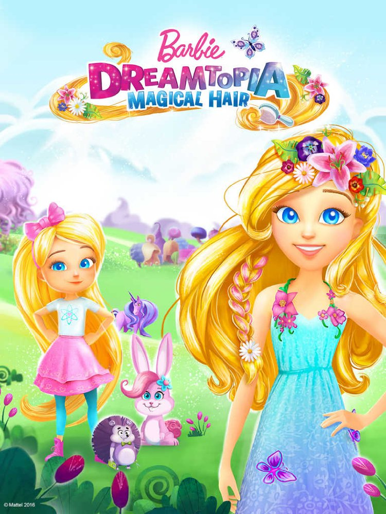 فيلم Barbie Dreamtopia 2016 مترجم