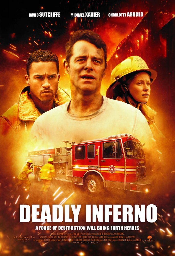 فيلم Deadly Inferno 2016 مترجم