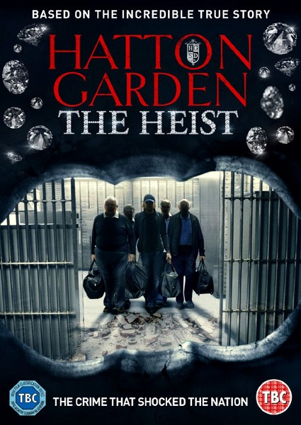 فيلم Hatton Garden The Heist 2016 مترجم