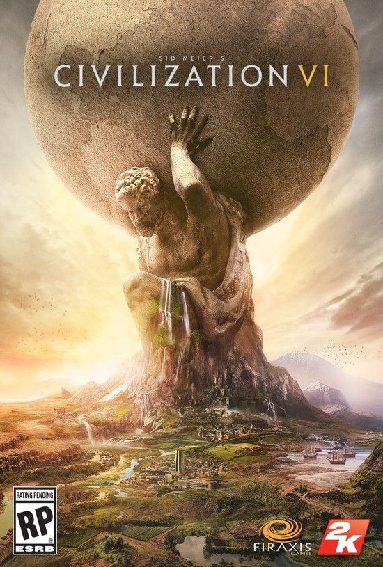 لعبة Sid Meiers Civilization VI بكراك RELOADED
