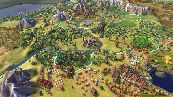 Meiers,Civilization,RELOADED,Sid Meiers Civilization VI,games,strategy,action,العاب,استراتيجية,اكشن,كاملة