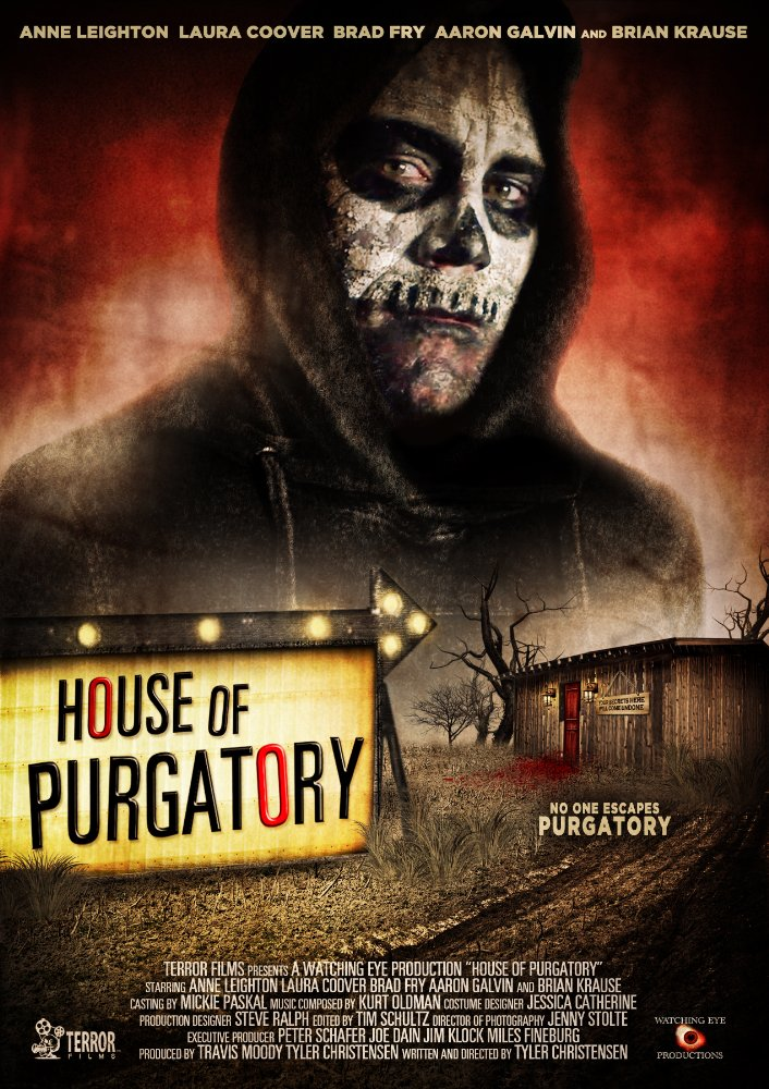 فيلم House of Purgatory 2016 مترجم