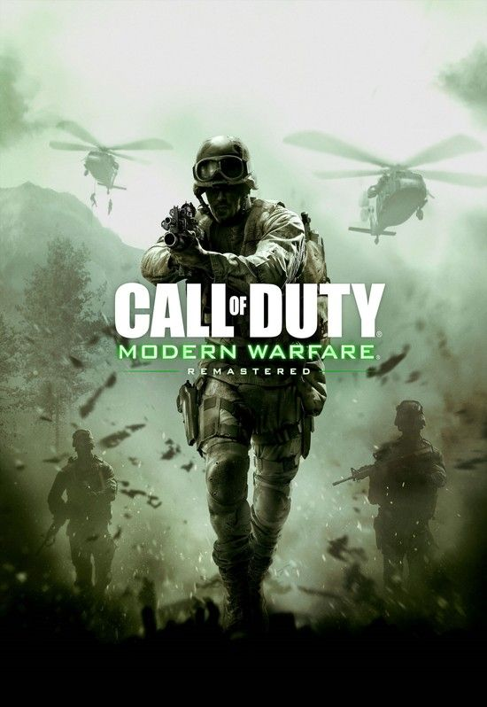 لعبة Call of Duty Modern Warfare Remastered بكراك CODEX