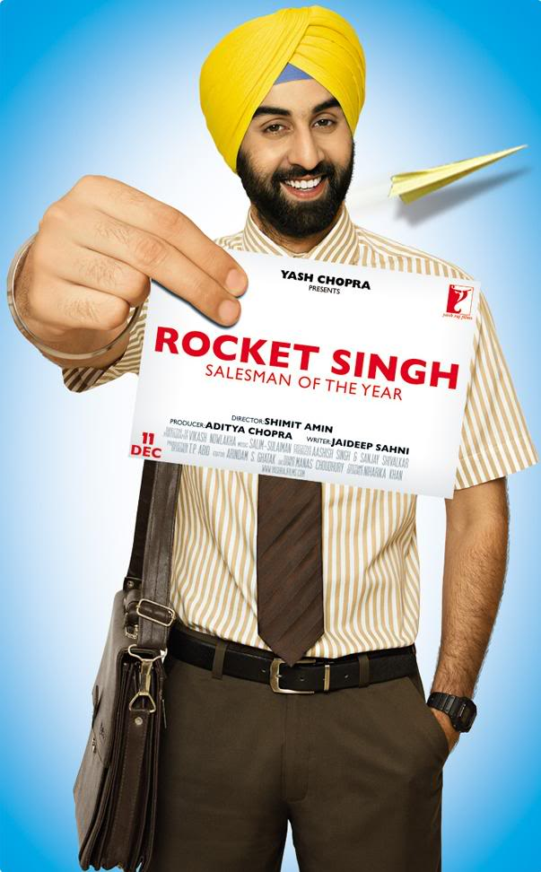 فيلم Rocket Singh: Salesman of the Year 2009 مترجم