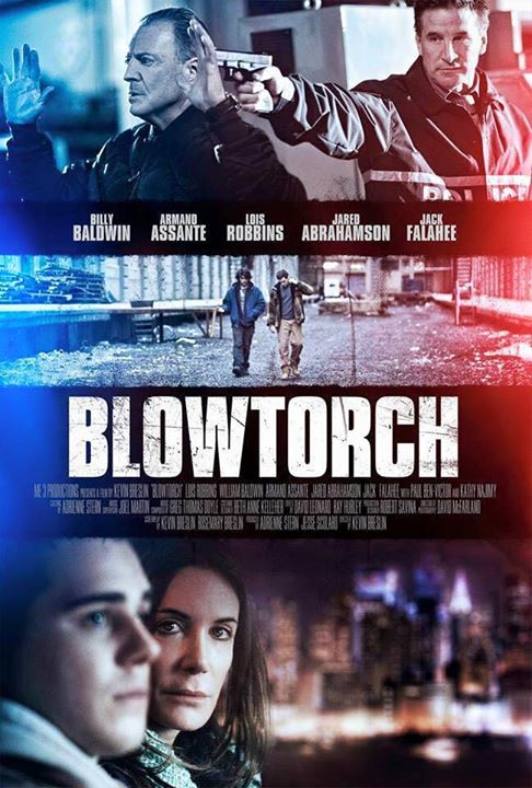 فيلم Blowtorch 2016 مترجم