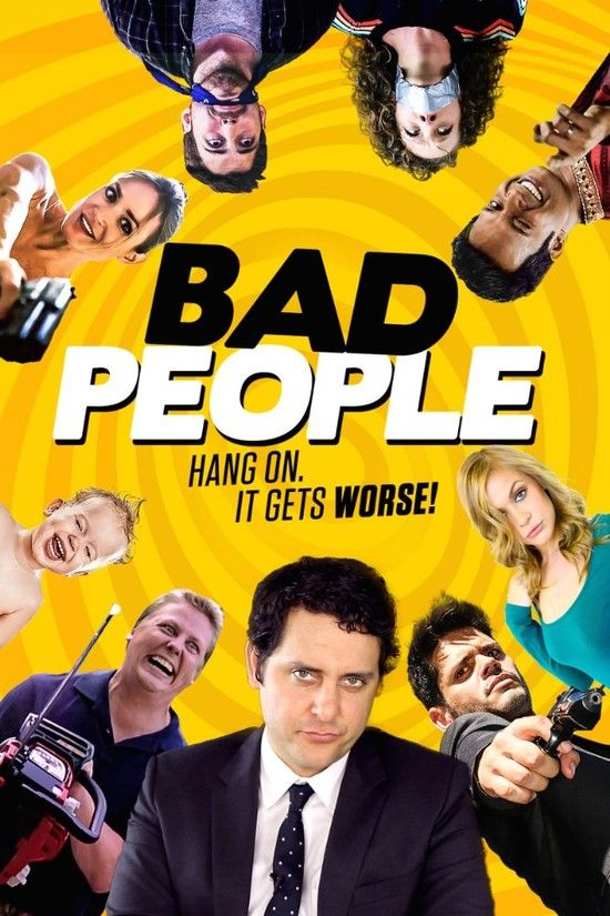 فيلم Bad People 2016 مترجم