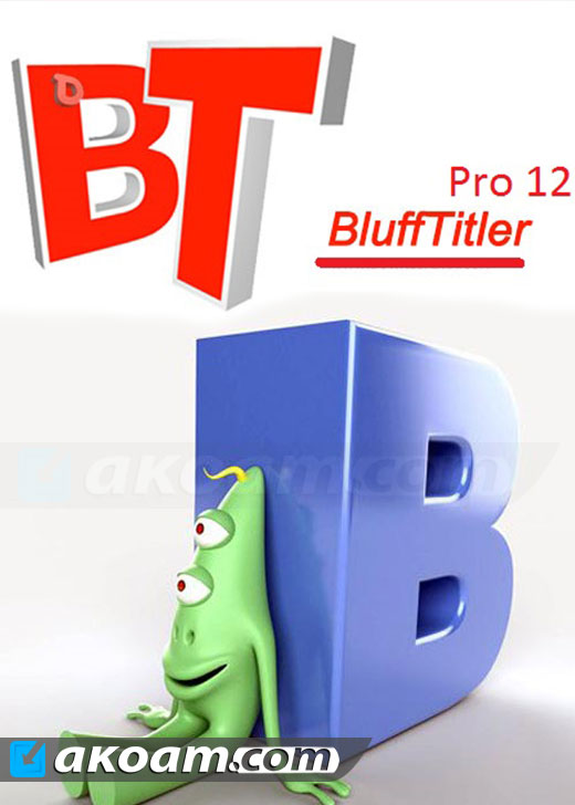 برنامج BluffTitler Ultimate 13.0.0.1 MegaPack