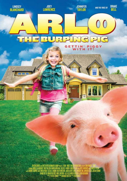 فيلم Arlo: The Burping Pig 2016 مترجم