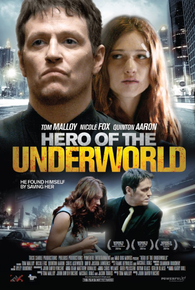 فيلم Hero of the Underworld 2016 مترجم