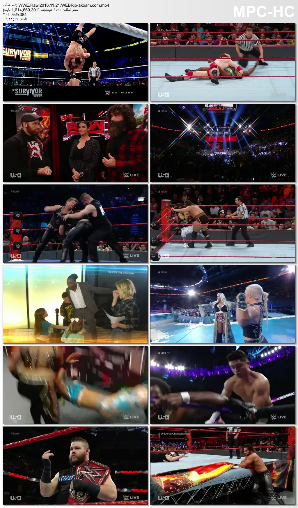 WWE Monday Night Raw,WWE