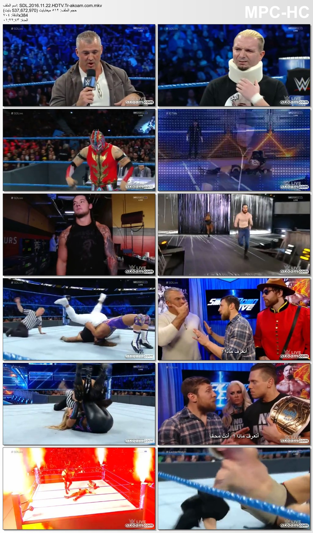 WWE Smackdown Live,WWE,Smackdown