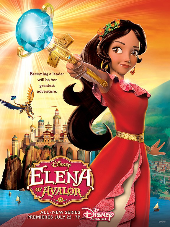فيلم Elena And The Secret Of Avalor 2016 مترجم