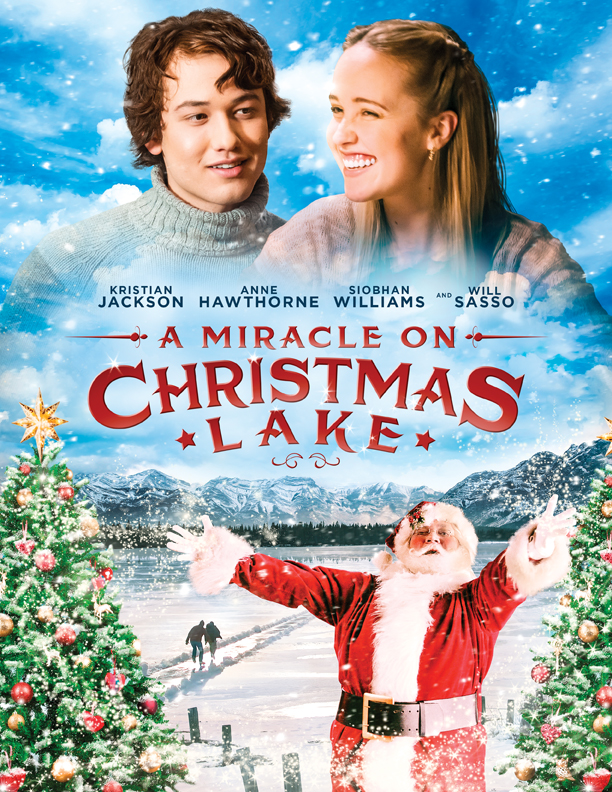 فيلم A Miracle On Christmas Lake 2016 مترجم