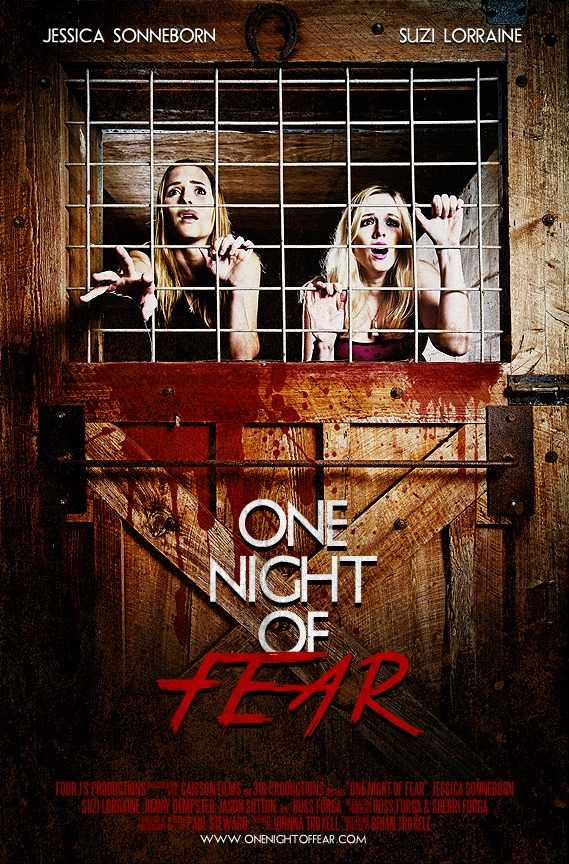فيلم One Night of Fear 2016 مترجم