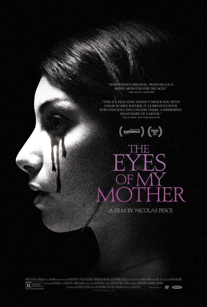 فيلم The Eyes of My Mother 2016 مترجم