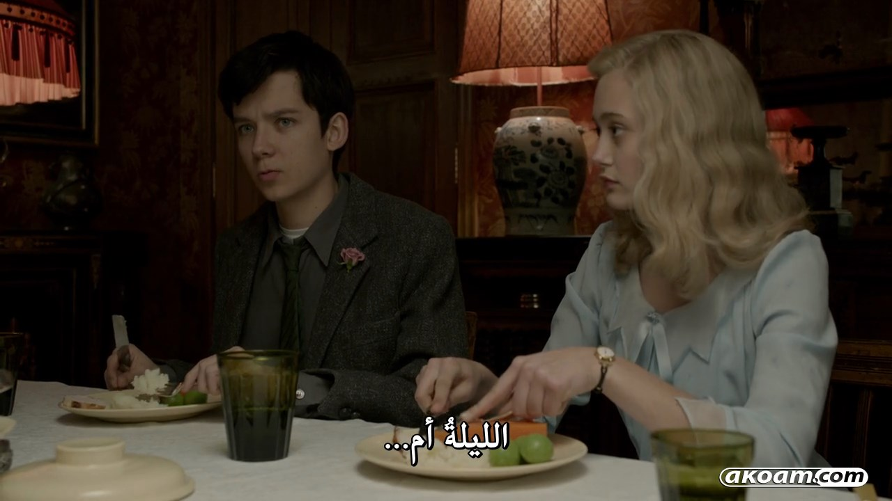 Miss Peregrine's Home for Peculiar Children,البلوراي,الفانتازيا,العائلي,المغامرات,الدراما,Miss Peregrines Home for Peculiar Children