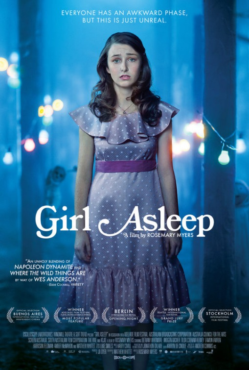فيلم Girl Asleep 2015 مترجم