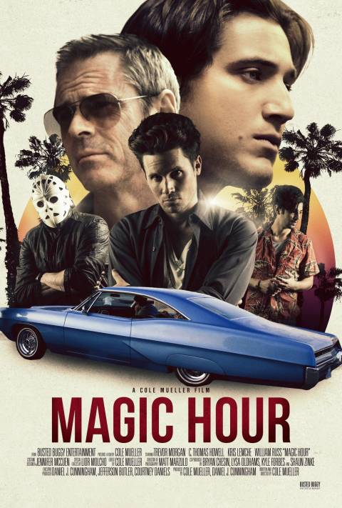 فيلم Magic Hour 2015 مترجم