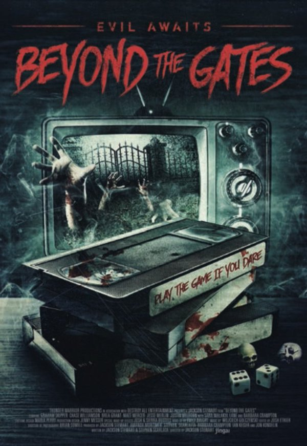 فيلم Beyond the Gates 2016 مترجم