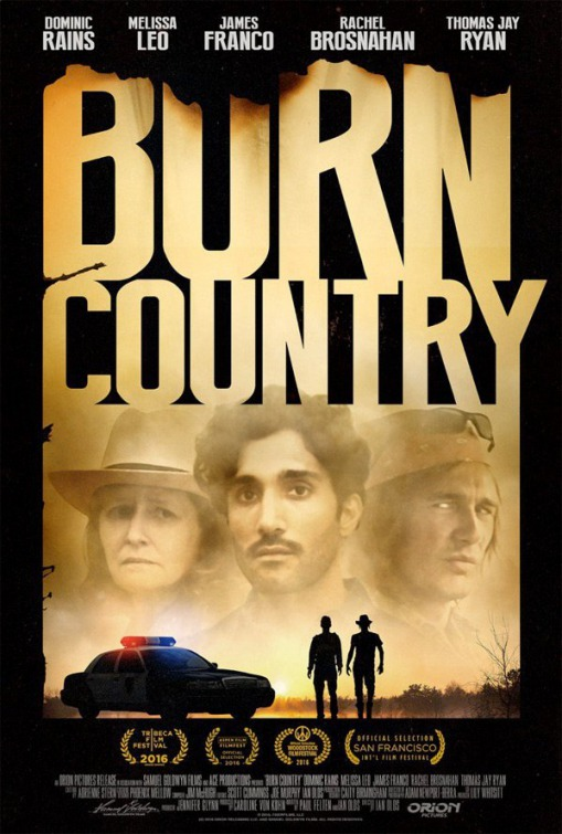 فيلم Burn Country 2016 مترجم
