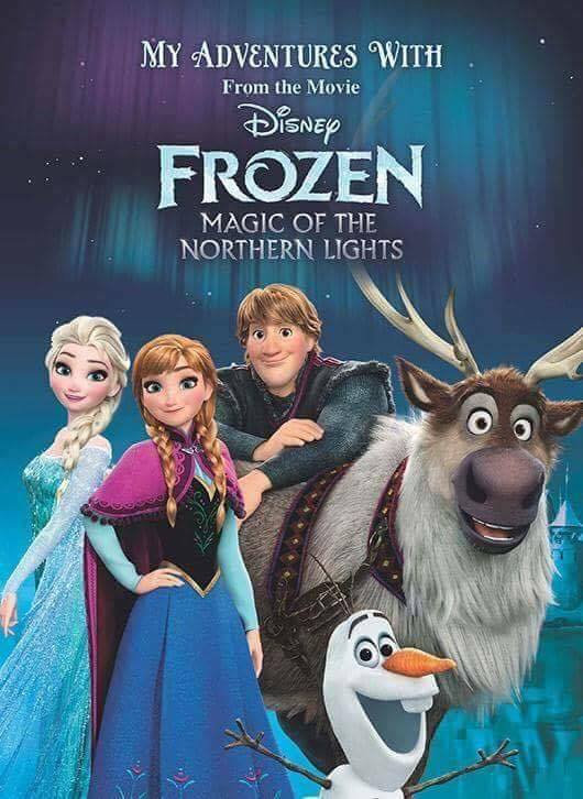 فيلم LEGO Frozen Northern Lights 2016 مترجم