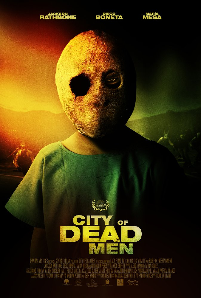 فيلم City Of Dead Men 2016 مترجم