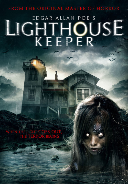 فيلم Edgar Allan Poes Lighthouse Keeper 2016 مترجم