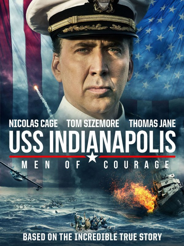 فيلم USS Indianapolis: Men of Courage 2016 مترجم