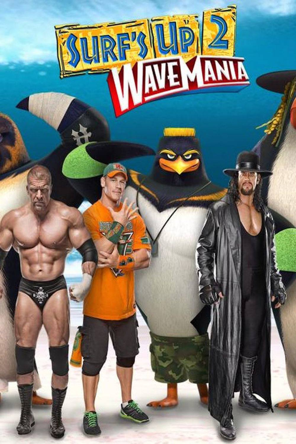فيلم Surf's Up 2: WaveMania 2017 مترجم