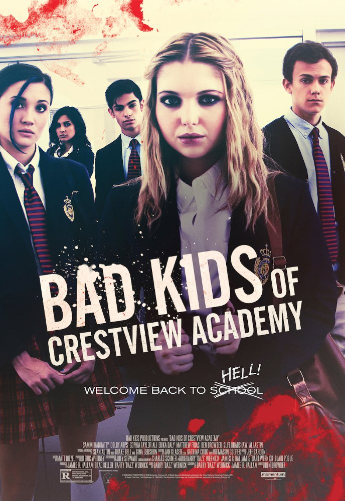 فيلم Bad Kids of Crestview Academy 2017 مترجم