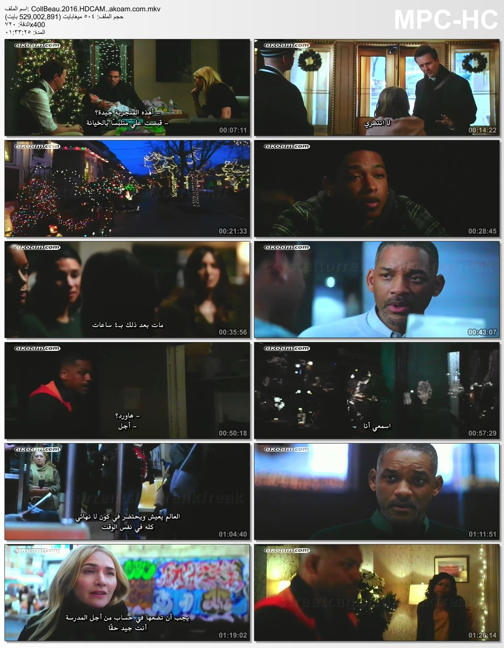 Collateral Beauty,الدراما