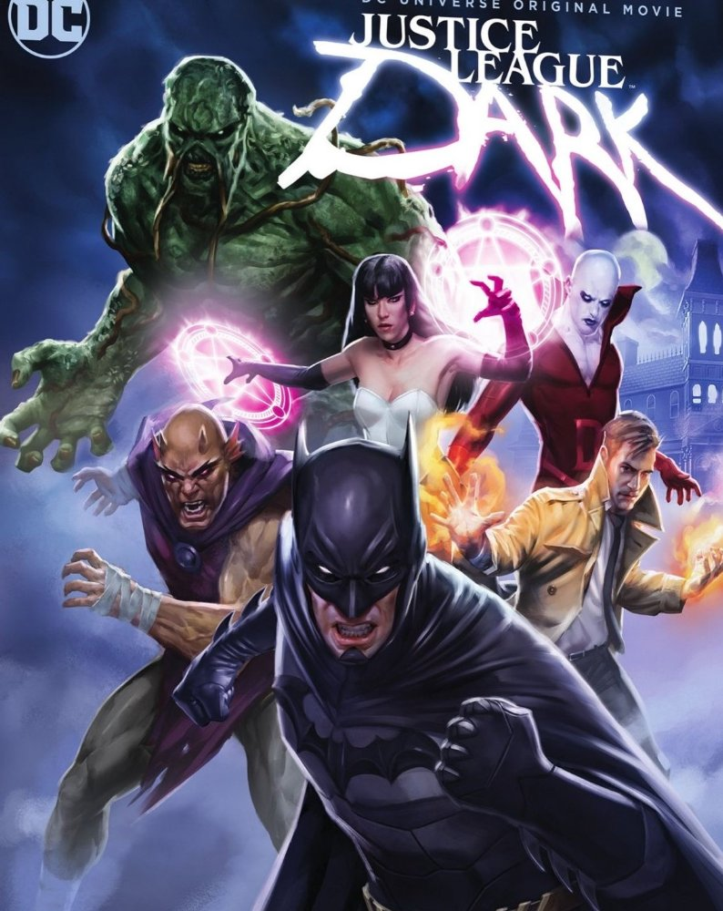 فيلم Justice League Dark 2017 مترجم
