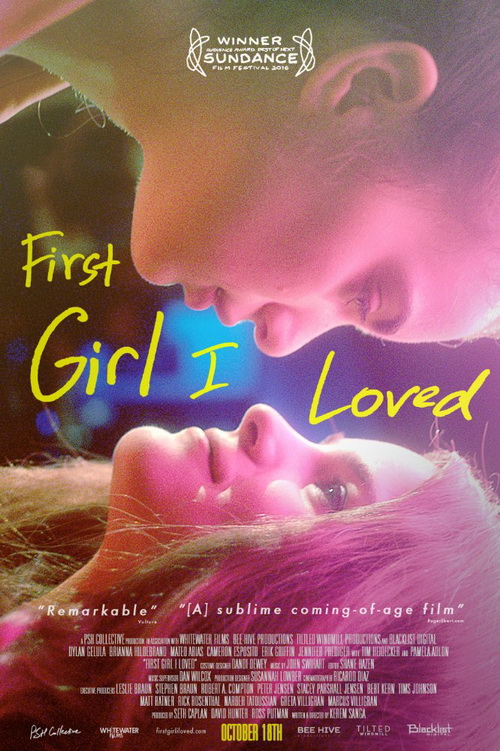 فيلم First Girl I Loved 2016 مترجم