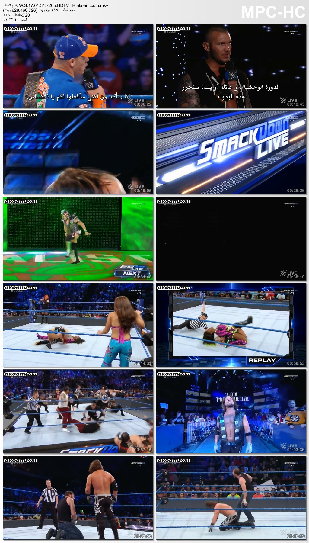WWE Smackdown,WWE,Smackdown
