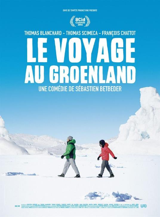 فيلم Journey To Greenland 2016 مترجم