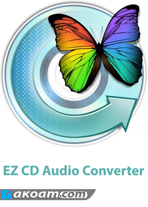 برنامج EZ CD Audio Converter Ultimate 5.1.1.1 Multilingual